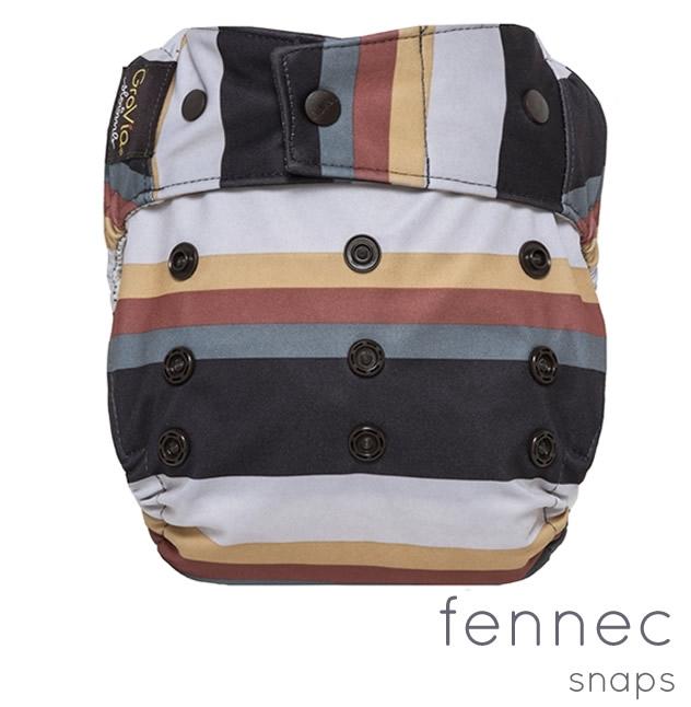 Fennec GroVia Hybrid Snap Nappies